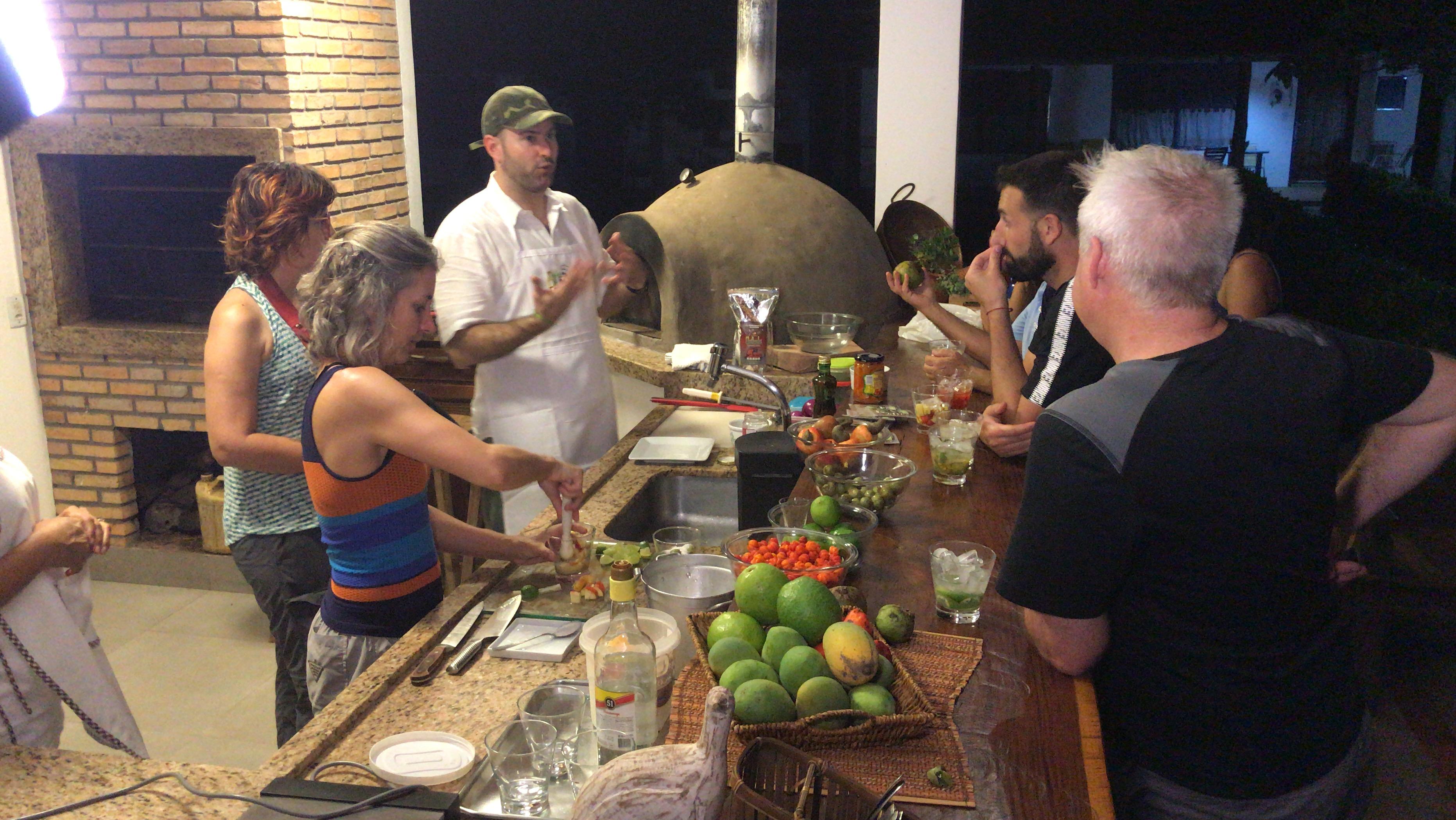 Pantanal Food Safaris Cooking class