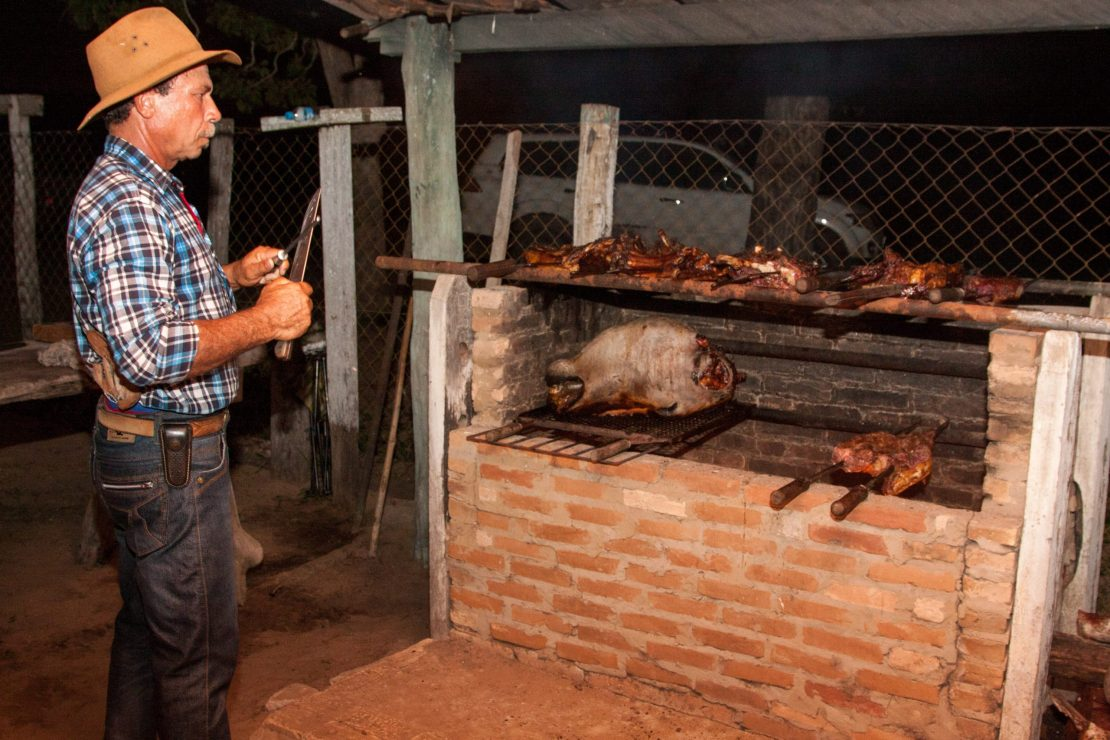 Churrasco Pantaneiro Food Safari Pantanal