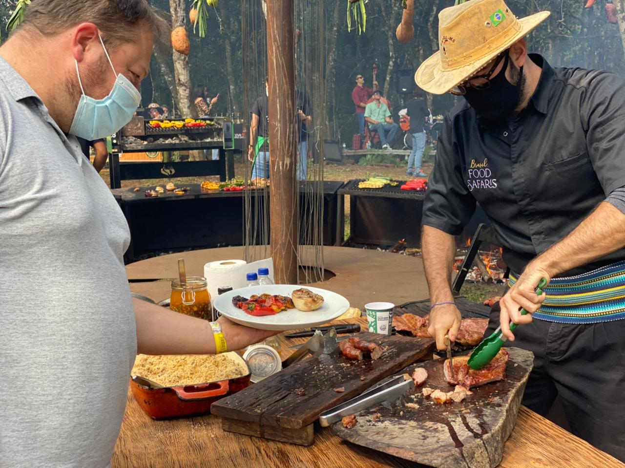 Food Safari Day Carne Orgânica do Pantanal