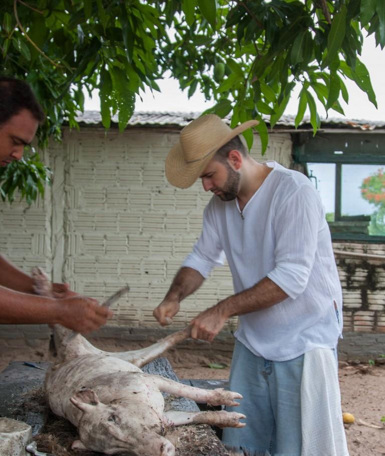 Porco Monteiro Food Safari Pantanal