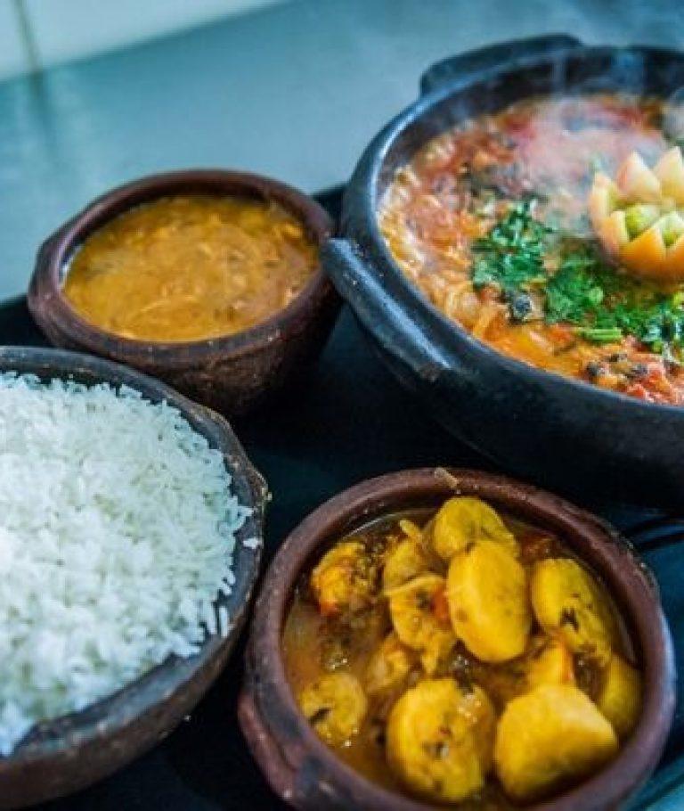 Moqueca Capixaba Viagem e Gastronomia